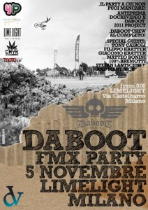 Daboot FMX Party